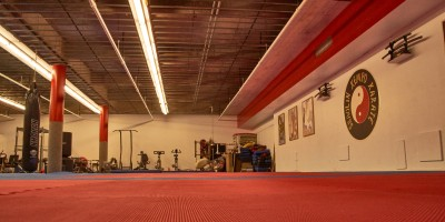 Salle de kempo karate